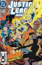 DC Comics's Justice League America Issue # 97b