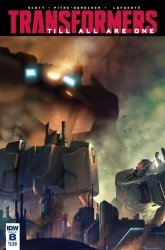 IDW Publishing's Transformers: Till All Are One Issue # 8
