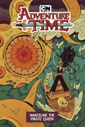 KaBOOM!'s Adventure Time: Original Graphic Novel Soft Cover # 13