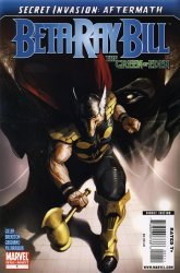 Marvel Comics's Secret Invasion Aftermath: Beta Ray Bill - The Green of Eden Issue # 1