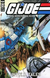 IDW Publishing's G.I. Joe: A Real American Hero Issue # 279