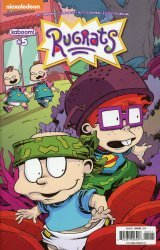 KaBOOM!'s Rugrats Issue # 5