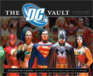 Running Press's The DC Vault Hard Cover # 1