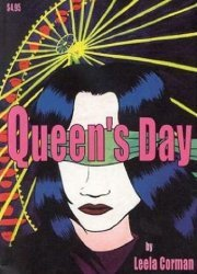 Alternative Comics's Queen's Day Soft Cover # 1