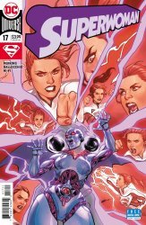 DC Comics's Superwoman Issue # 17b