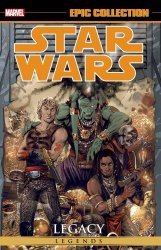 Marvel Comics's Star Wars Legends: Epic Collection - Legacy  TPB # 2