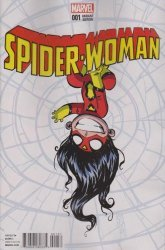 Marvel's Spider-Woman Issue # 1e
