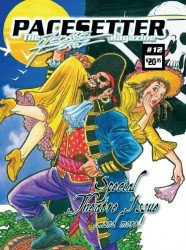 Tony Lorenz Productions's Pacesetter: George Perez Magazine Issue # 12