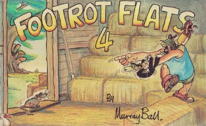 Orin Books's FooTrot Flats Soft Cover # 4