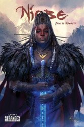 Stranger Comics's Niobe: She Is Death Issue # 1a