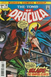 Marvel Comics's Tomb of Dracula Issue # 10facsimile