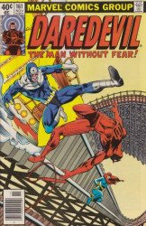 Marvel Comics's Daredevil Issue # 161