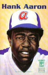 Celebrity Comics's Hank Aaron Issue # 1