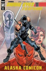 IDW Publishing's Snake Eyes: Deadgame Issue # 1alaska