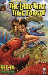 American Mythology's Edgar Rice Burroughs' The Land That Time Forgot: See-Ta The Savage Issue # 1