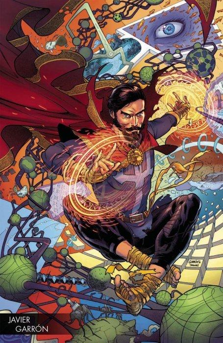 Marvel Comics Doctor Strange Damnation #1 Young Guns variant Near Mint Garron