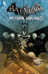 DC Comics's Batman: Arkham Unhinged Hard Cover # 4