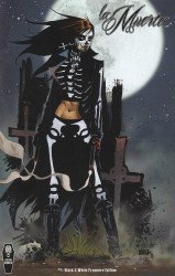Coffin Comics's La Muerta: Black & White Issue # 1