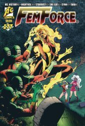 AC Comics's Femforce Issue # 177