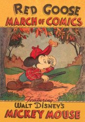 Western Printing Co.'s March of Comics Issue # 27f