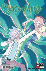 Oni Press's Rick and Morty Issue # 59