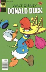 Gold Key's Donald Duck Issue # 191whitman