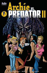 Archie Comics Group's Archie vs. Predator 2 Issue # 1b