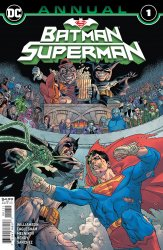 DC Comics's Batman / Superman Annual # 1