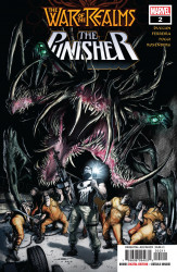 Marvel Comics's War of the Realms: Punisher Issue # 2