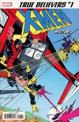 Marvel Comics's True Believers: X-Men - Rictor Issue # 1