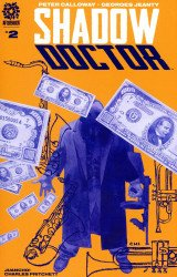 AfterShock Comics's Shadow Doctor Issue # 2