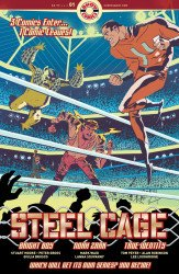 Ahoy Comics's Steel Cage Issue # 1