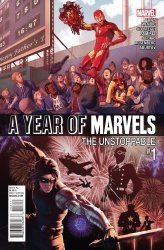 Marvel's A Year of Marvel's: The Unstoppable Issue # 1
