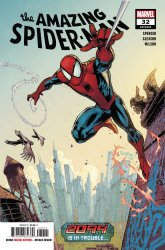 Marvel Comics's Amazing Spider-Man Issue # 32
