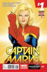 Marvel Comics's Captain Marvel Issue # 1