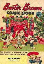 Buster Brown Shoes's Buster Brown Comics Issue # 29waits