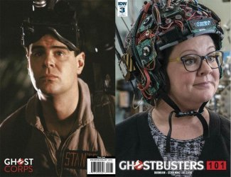 IDW Publishing's Ghostbusters 101 Issue # 3ri