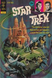 Gold Key's Star Trek Issue # 15b