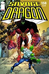 Image's Savage Dragon Issue # 158