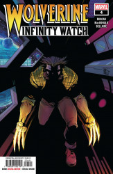 Marvel Comics's Wolverine: Infinity Watch Issue # 4