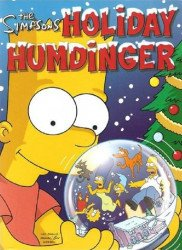 Harper Design's The Simpsons: Holiday Humdinger TPB # 1