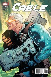Marvel Comics's Cable Issue # 155c