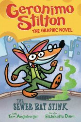 Graphix's Geronimo Stilton: Graphic Novel  Hard Cover # 1