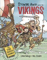 Kids Can Press's Stowing Away With The Vikings Soft Cover # 1