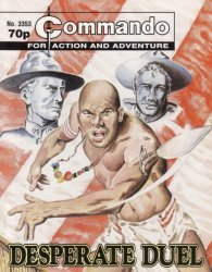 D.C. Thomson & Co.'s Commando: For Action and Adventure Issue # 3353