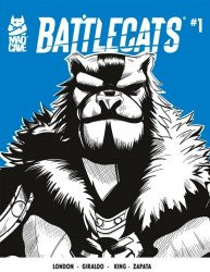 Mad Cave Studios's Battlecats Issue # 1eccc