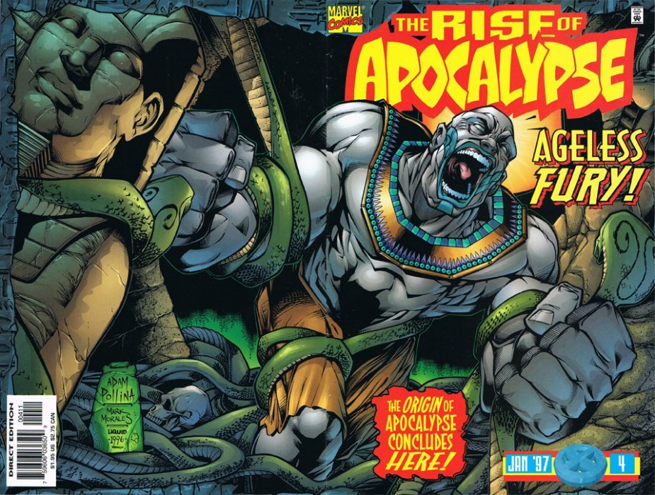 rise of apocalypse issue 1 marvel comics