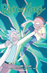 Oni Press's Rick and Morty TPB # 12