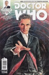 Titan Comics's Doctor Who: The 12th Doctor Issue # 1