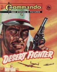 D.C. Thomson & Co.'s Commando: War Stories in Pictures Issue # 827